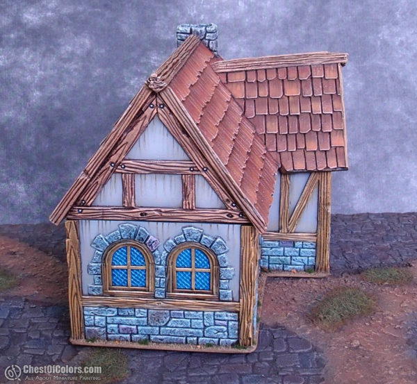 Mini Monsters Cottage