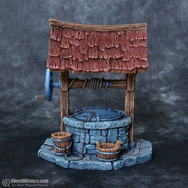 Water well - Tabletop World