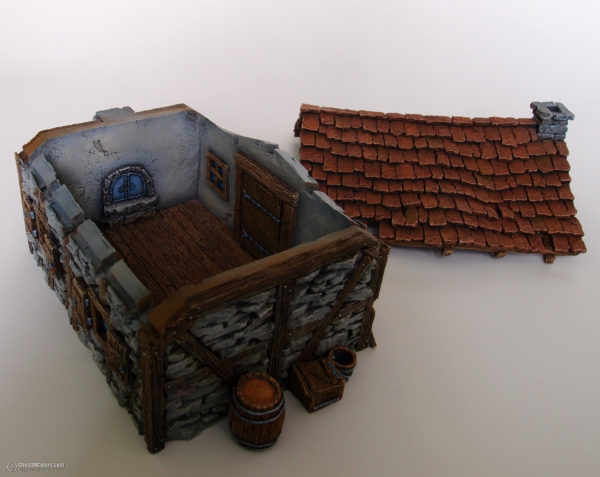 Tabletop World Cottage II