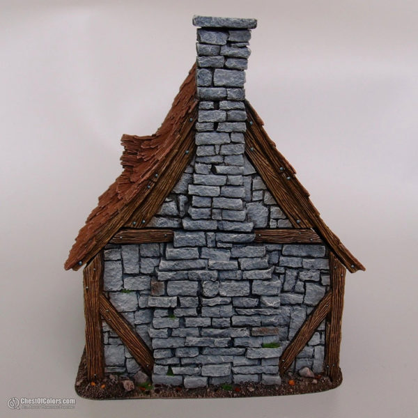 Tabletop World Cottage I