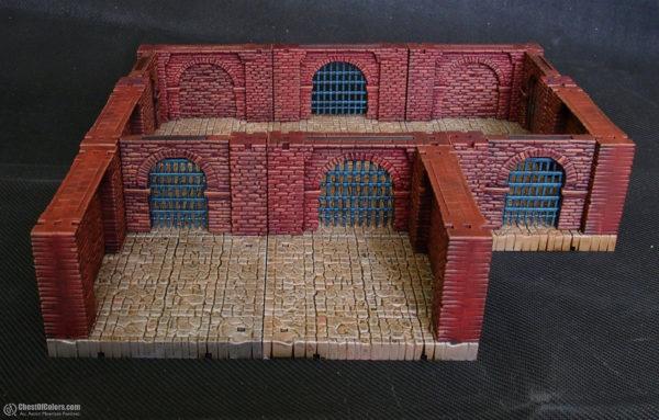 MUP 3D Dungeon