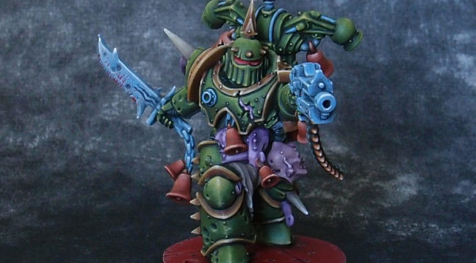 Death Guard marine #1