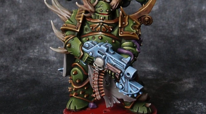 Death Guard marine #2