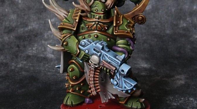 Death Guard marine #2