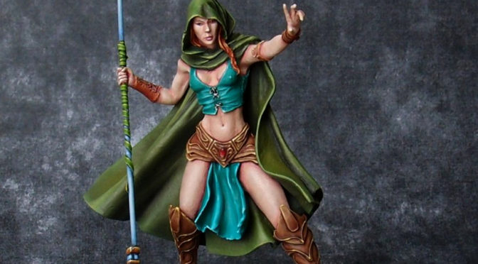 Shyra the sorceress