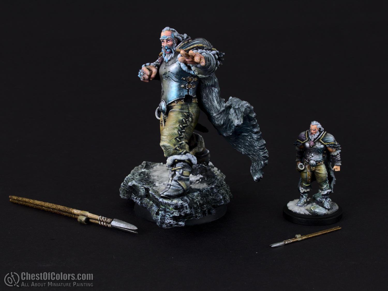 Fantasy Vikings warband