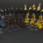 Painted Boardgame Miniatures