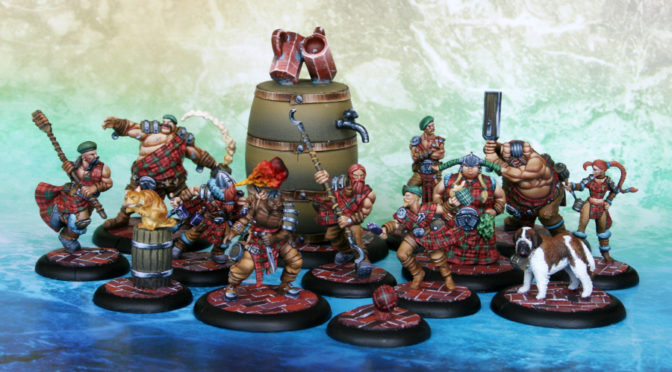 Brewer's Guild – Guild Ball