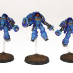 Ultramarines Inceptor Squad