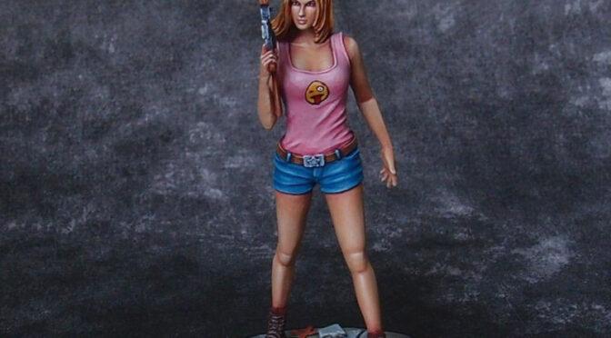 Survivor Tanya