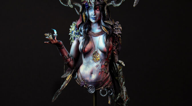 Lesza (Lesha), the haunted one