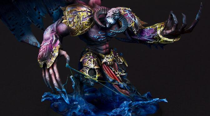 Chaos Daemon Prince of Slaanesh