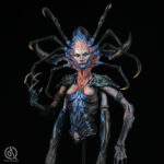 Ithur, the Spider Queen