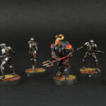 Legions of Steel: G12 Nightmare Robots and Mark VII Assault Fiend
