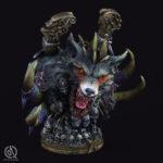 The Northern Giant Werewolf
