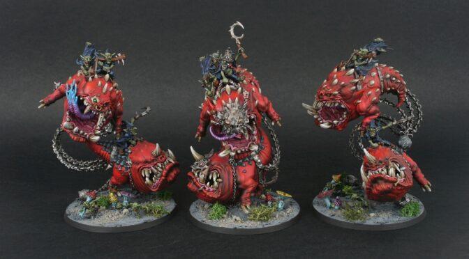 Shroooms! A Gloomspire Gitz army